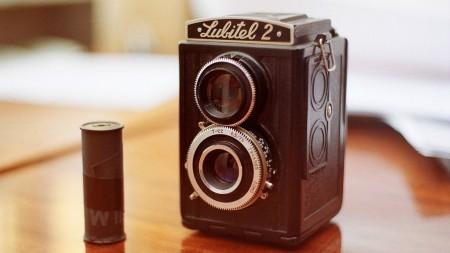 Изобретение фотографического аппарата