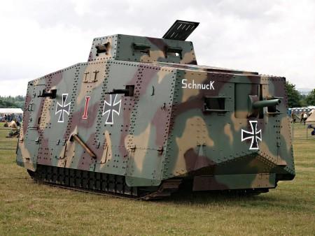 Танк А7V
