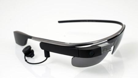 Гарнитура Google Glass
