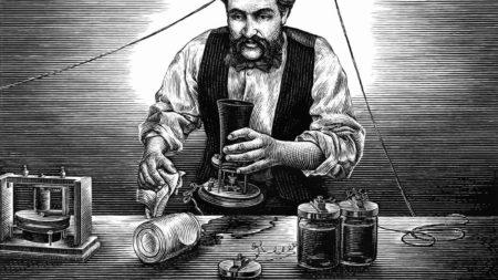 Изобретение электротелеграфа